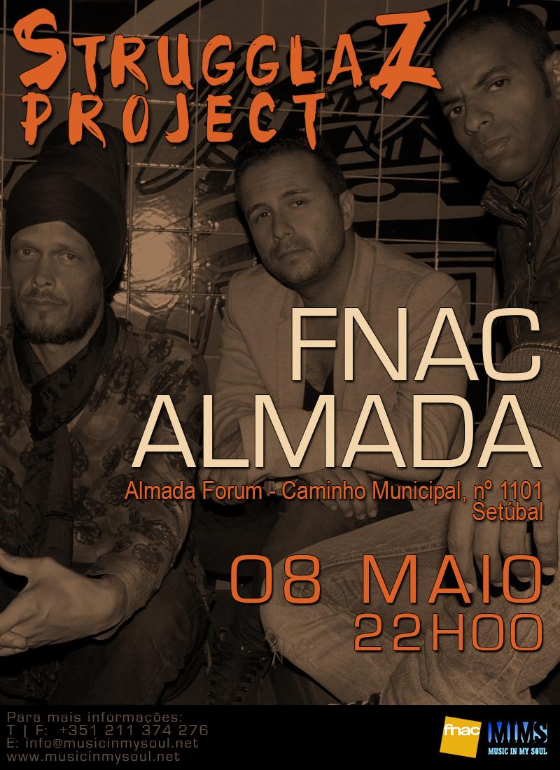 flyer_FnacAlmada_STRUGGLAZ