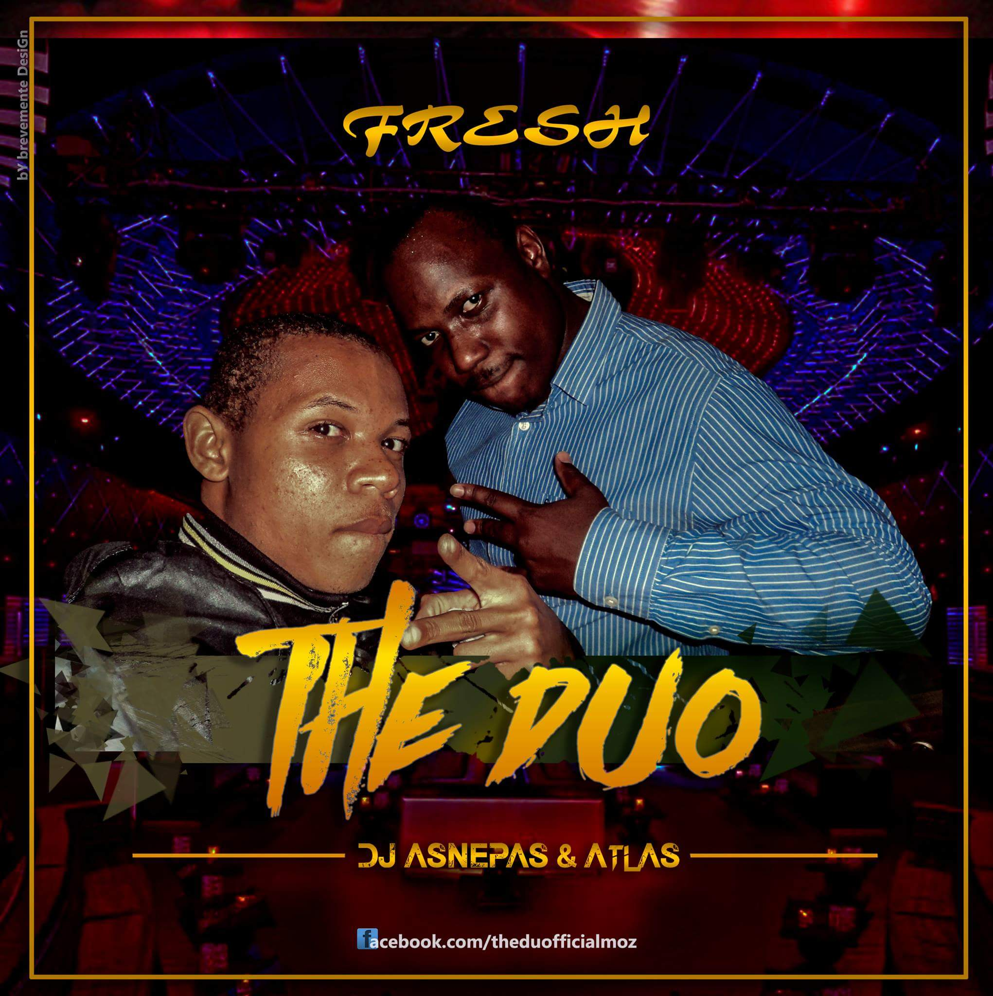 The Duo (Dj Asnepas & Atlas) - Fresh [Download]