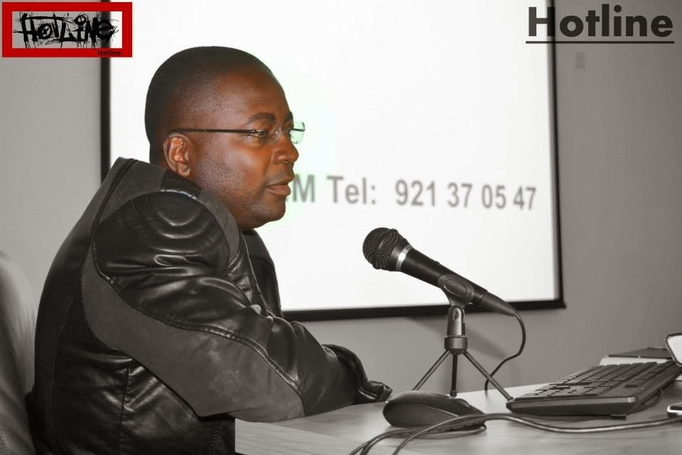 """Mediateca de Luanda realiza Palestra sobre """"Hip Hop"""" em Parceria com Rapper Sixckim"""