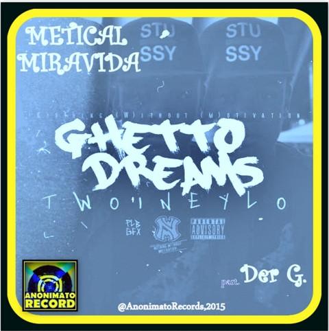Vídeo: Metical MiraVida ft Der G -  Ghetto Dreams Munhava